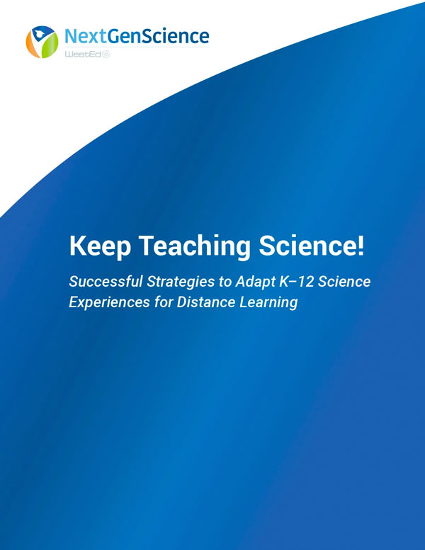 Keep Teaching Science book cover